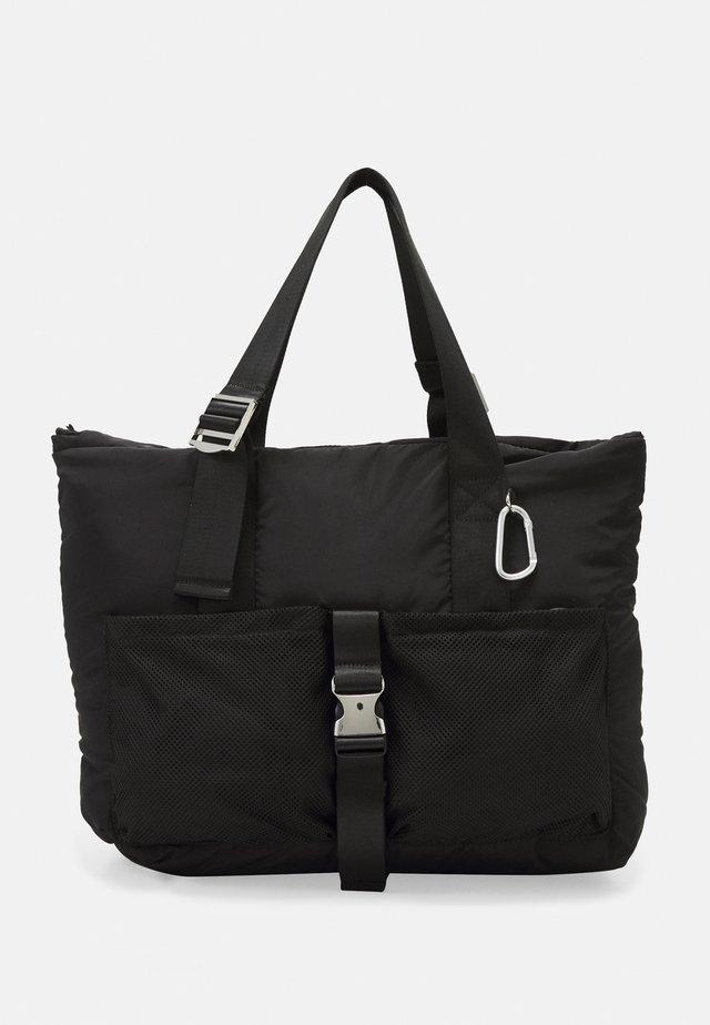 MAJOR UPDATE - Bolso shopping - black