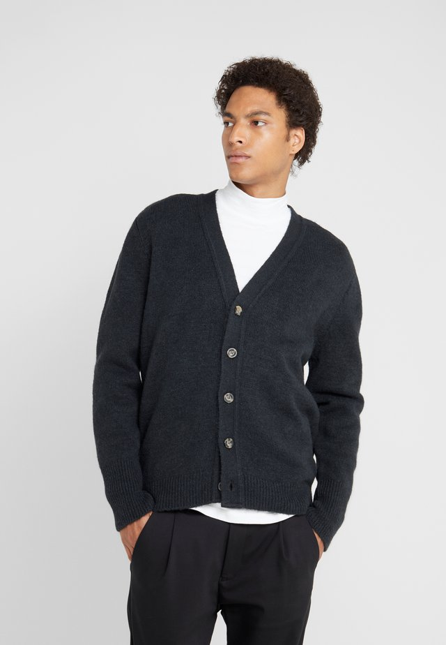 MICHEL - Cardigan - navy