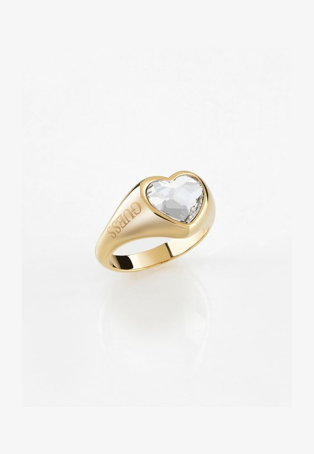 WITH LOVE - Bague - goldenfarbe