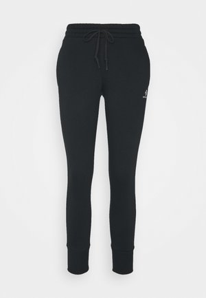 WOMENS STAR CHEVRON FOUNDATION SIGNATURE PANT - Tracksuit bottoms - black