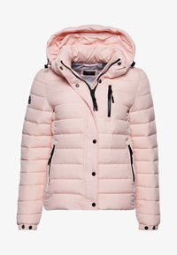 Superdry - Winter jacket - pink clay - 3