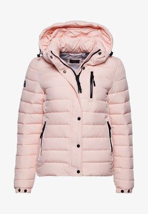 Chaqueta de invierno - pink clay