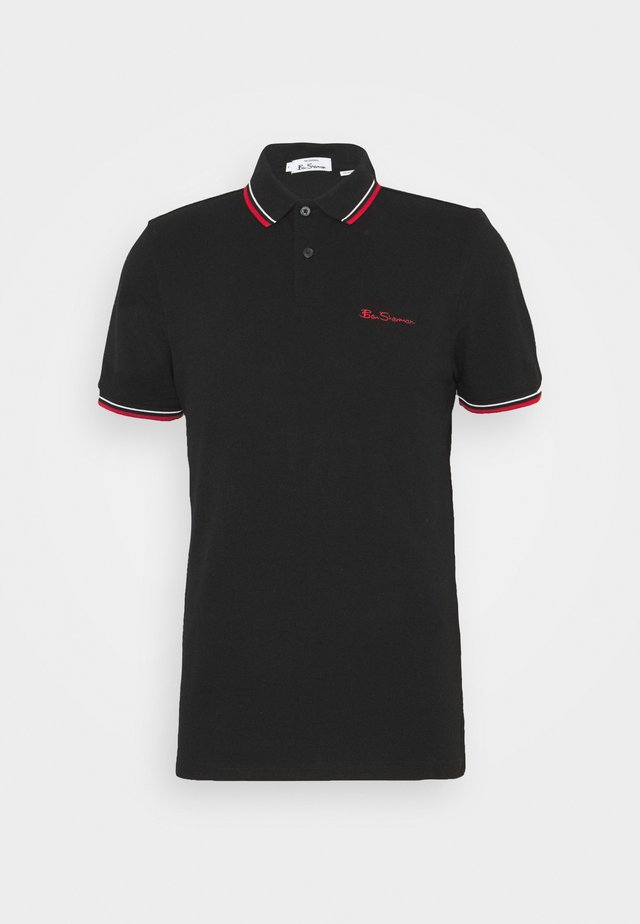 SIGNATURE - Polo shirt - black