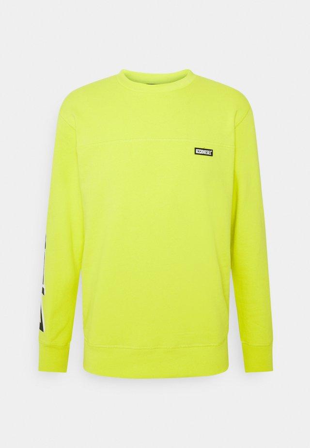 BMOWT-WILLY - Collegepaita - yellow