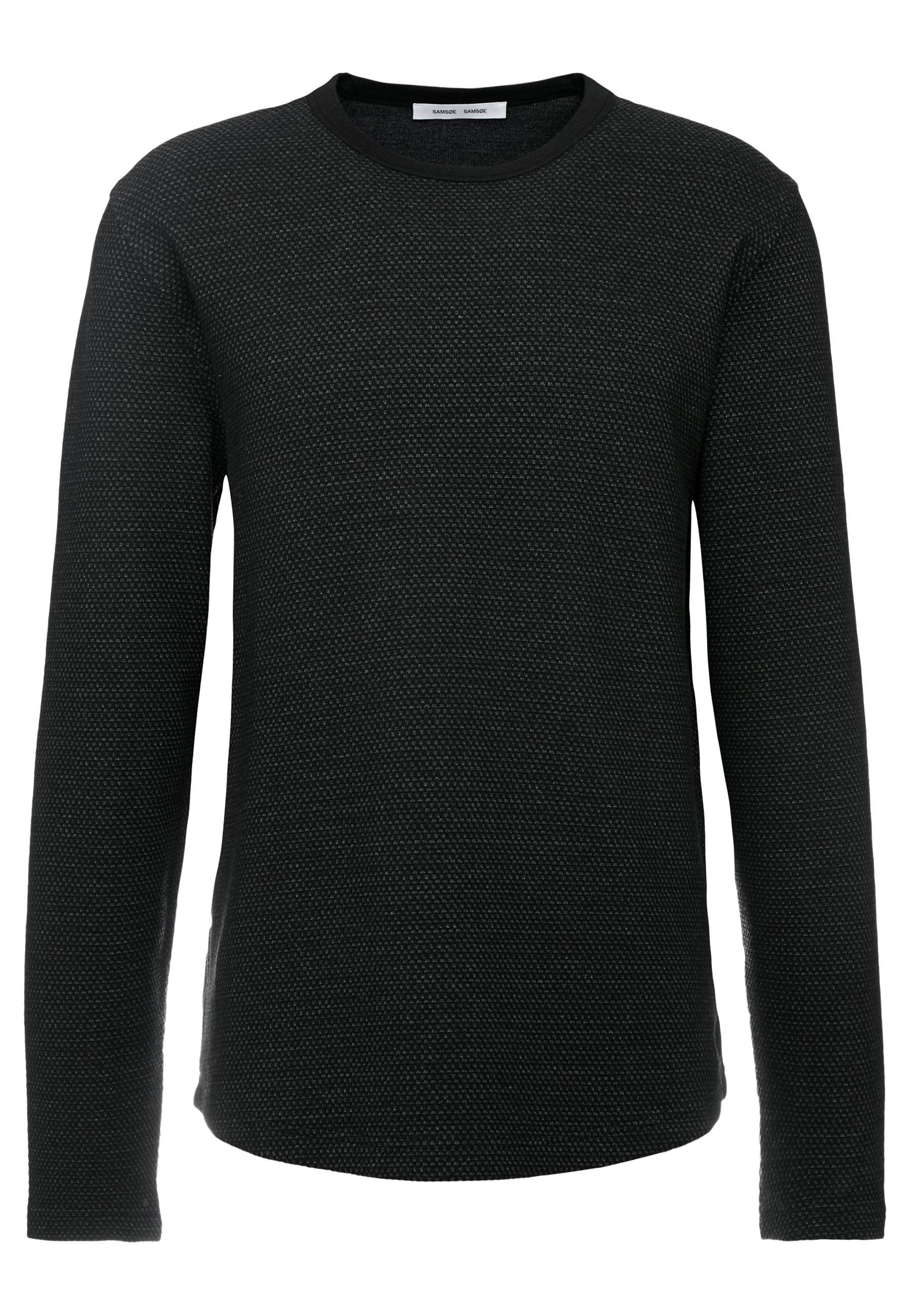 Samsøe Samsøe ARGON - Pullover - black melange