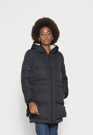 PERL PUFFER - Winter coat - black