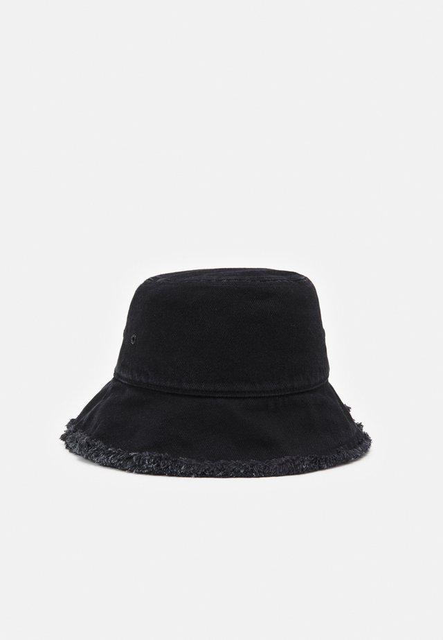 NOREN BUCKET HAT - Hat - black