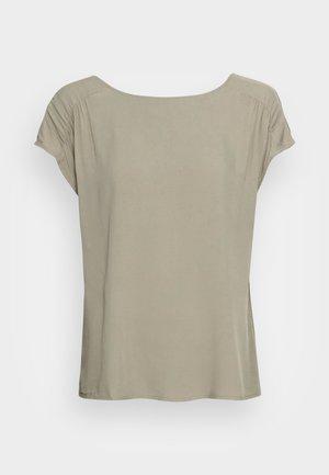Camiseta básica - summer khaki