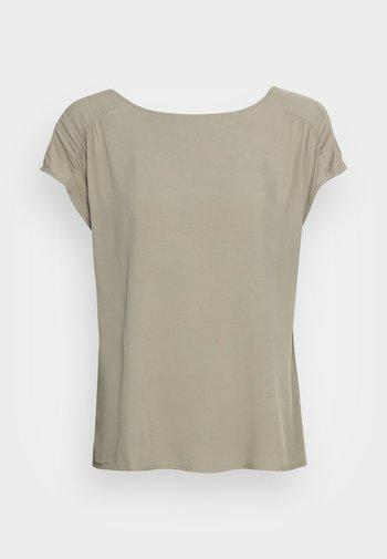 T-shirt basic - summer khaki