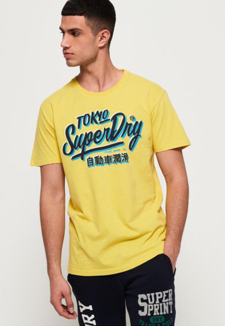 Homme TICKET TYPE - T-shirt imprimé