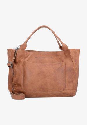 CARDIFF - Handbag - cognac