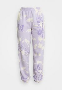 NEW girl ORDER - TIE DYE PARADISE LOST JOGGER - Tracksuit bottoms - multi - 5