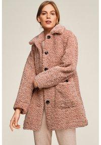 Next - Winter coat - pink - 0