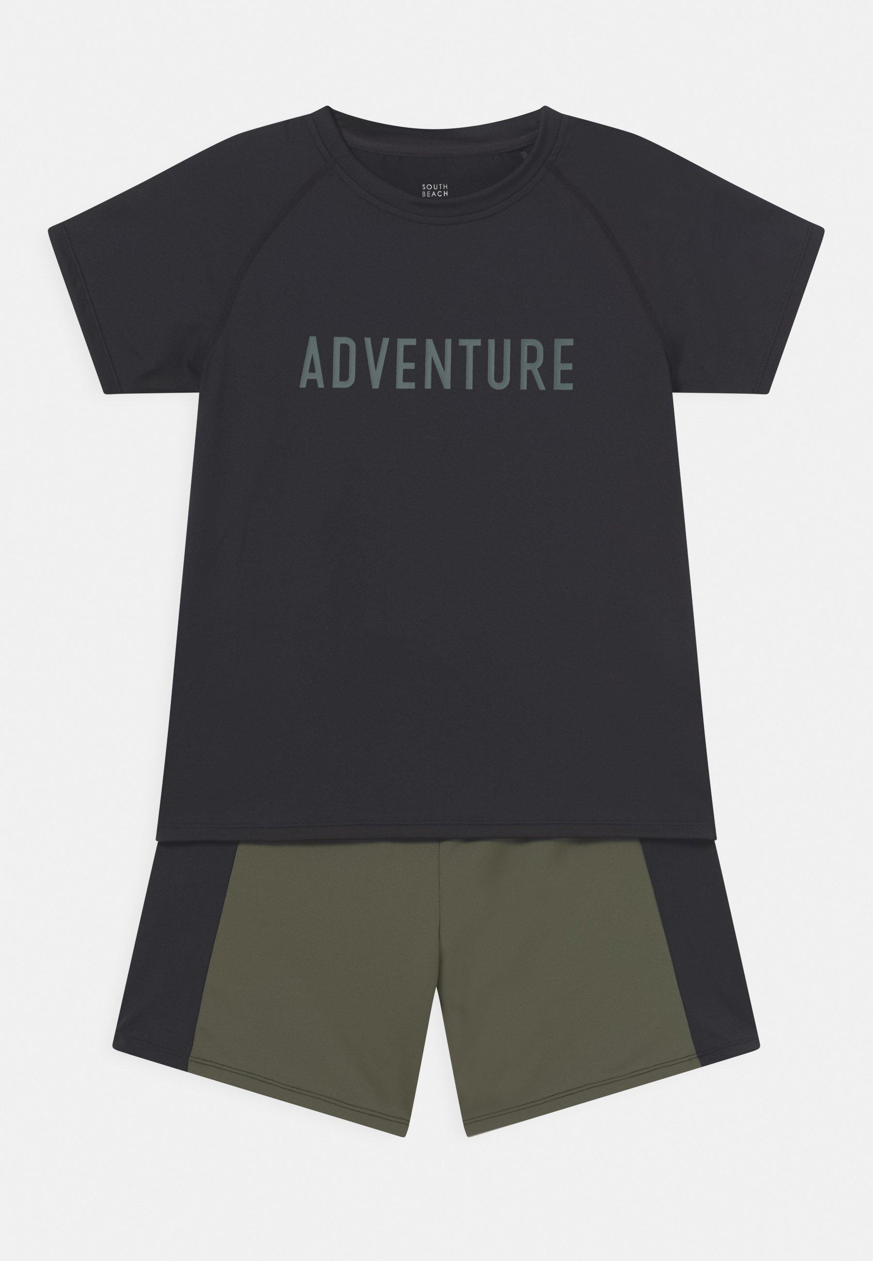 Bambini SLOGAN ACTIVE SET UNISEX - T-shirt con stampa