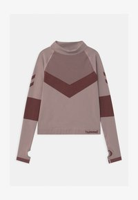 Hummel - KITH SEAMLESS UNISEX - Long sleeved top - deauville mauve - 0