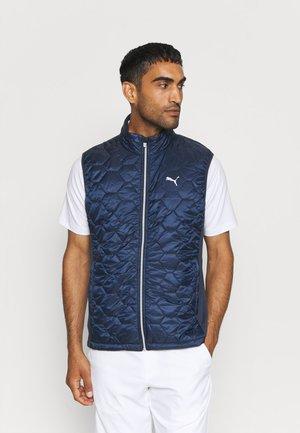 CLOUDSPUN VEST - Waistcoat - navy blazer