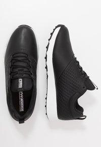 Skechers Performance - ELITE 4 - Golfové boty - black/white - 1