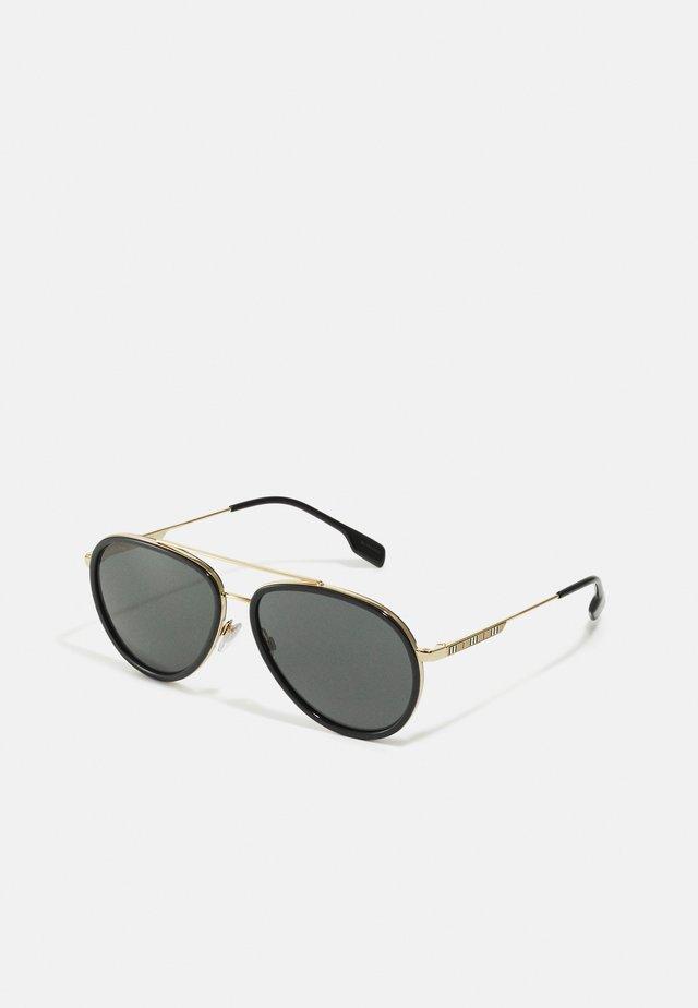 UNISEX - Solglasögon - gold