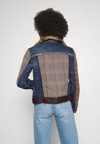 Desigual - CHAQ ALMU - Denim jacket - denim light - 2