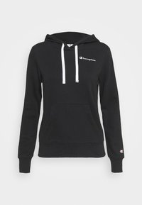 Champion - HOODED - Sweatshirt - black - 3
