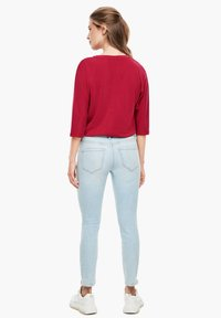 s.Oliver - Long sleeved top - dark red - 2