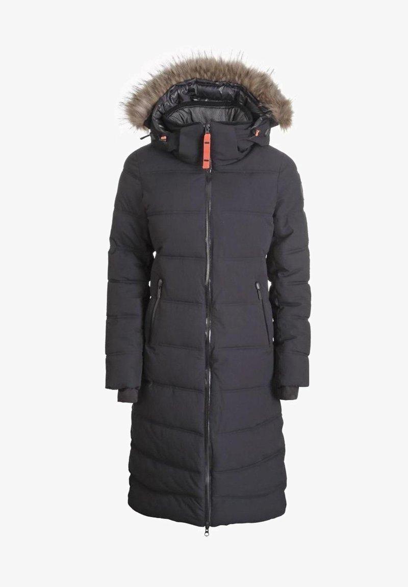 Icepeak - BRILON - Winter coat - dunkelblau