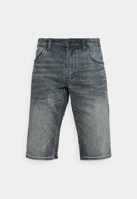 Jeansshorts - dark grey
