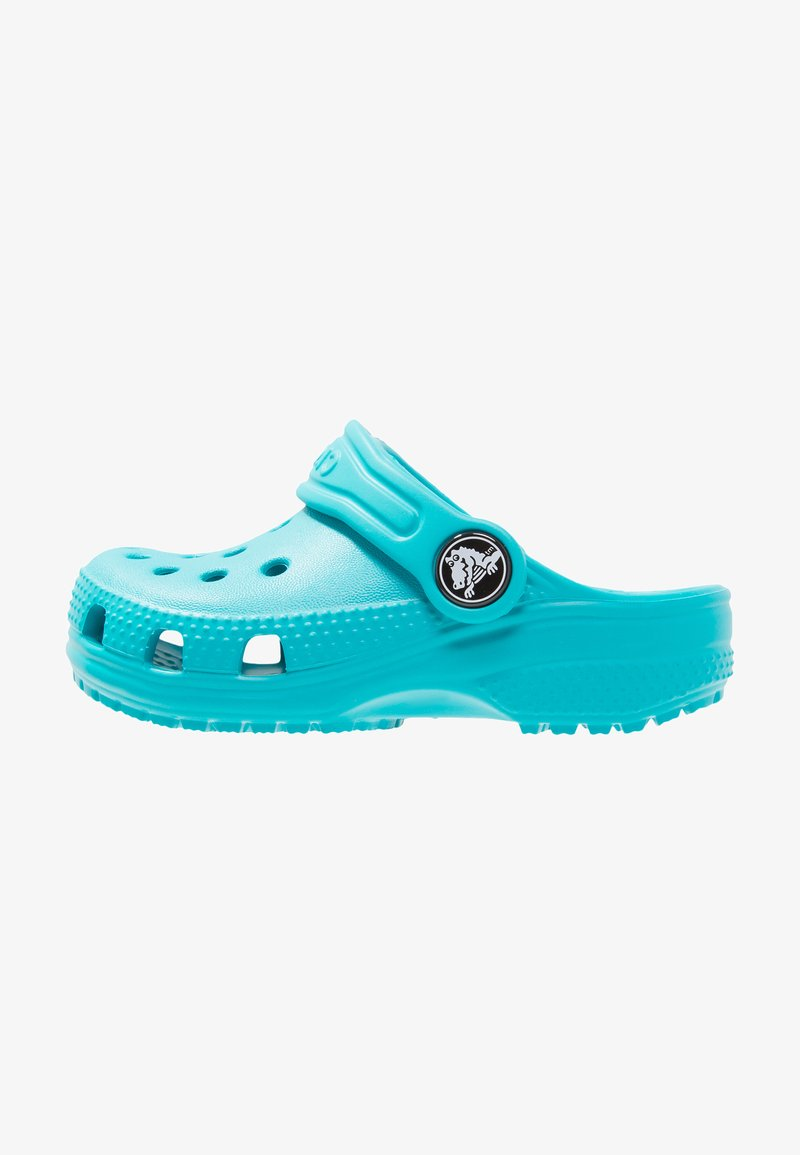 Crocs - CLASSIC UNISEX - Pool slides - turquoise
