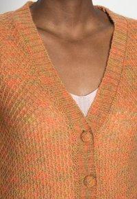 King Louie - CARDI FARFALLE - Vest - popsicle orange - 4