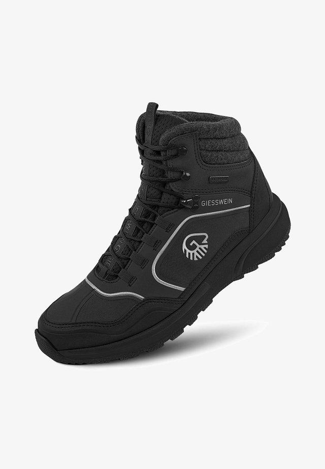 Chaussures de montagne - schwarz