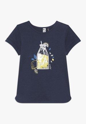 TEE SHORT SLEEVES - T-shirt imprimé - blue night