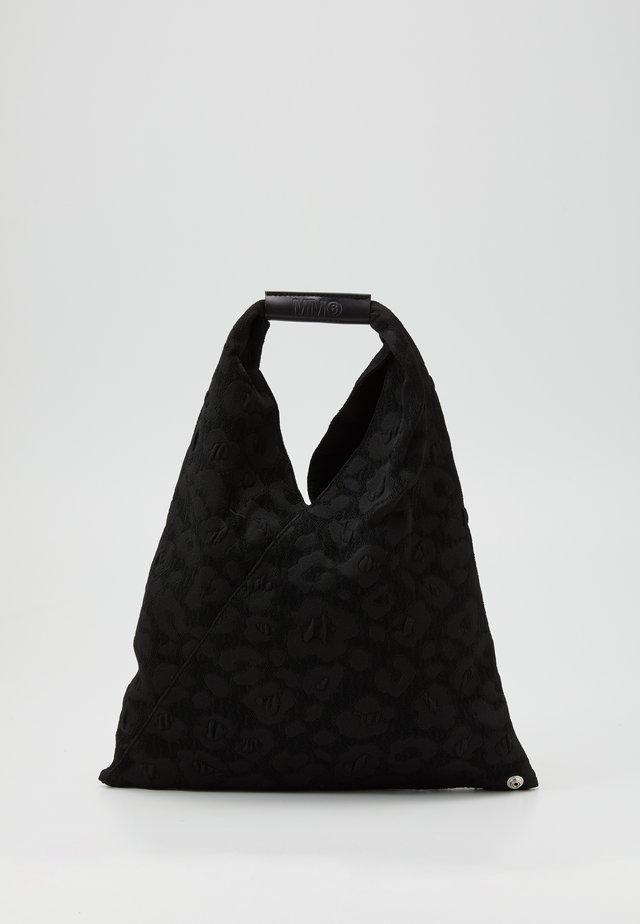 LEOPARD GIAPPONESE SMALL - Velká kabelka - black