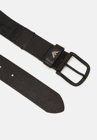 Emporio Armani - Belt - black - 2