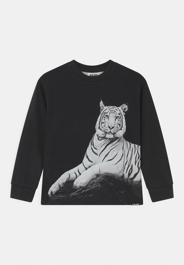 MOUN - Sweatshirt - black