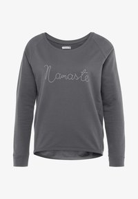 Yogasearcher - WARRIOR - Sweatshirts - carbon - 4
