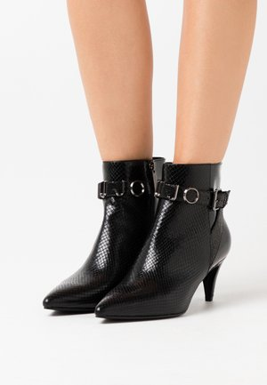 NEW VENUS  - Ankelboots - black