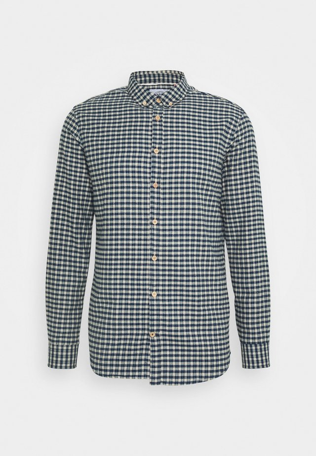 JOHAN SMALL CHECK - Chemise - green