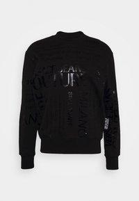 Versace Jeans Couture - Sweatshirt - nero - 0