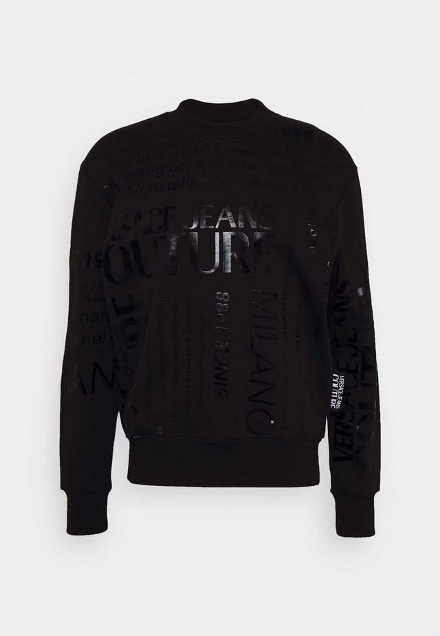 Sweatshirt - nero