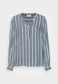 STRIDY BLOUSE - Blouse - blue mirage