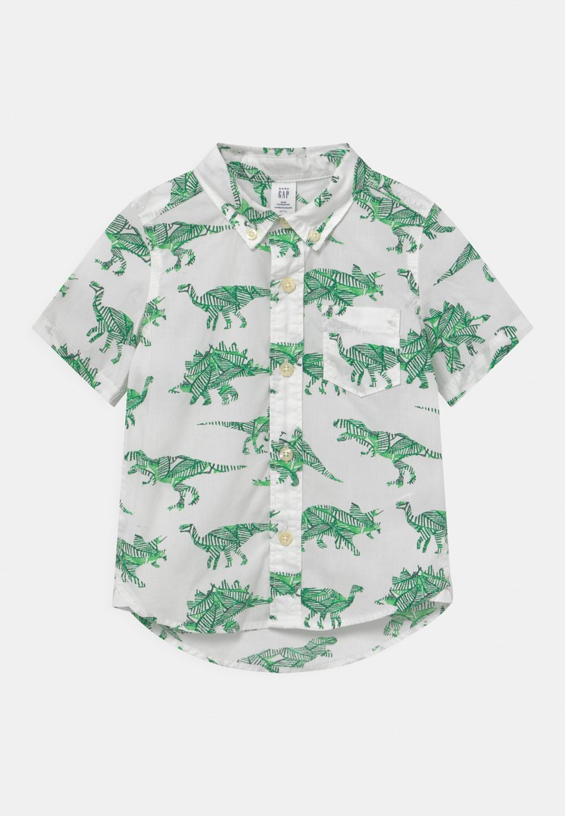 GAP - TODDLER BOY  - Košile - white/green
