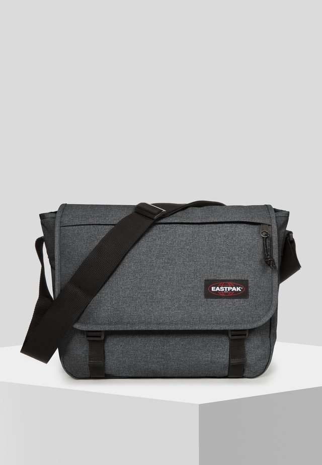 CORE COLORS/AUTHENTIC - Across body bag - mottled dark grey
