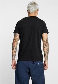 Diesel - DIEGO - Print T-shirt - black - 2