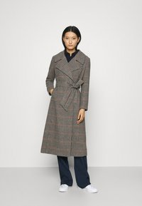 Who What Wear - BELTED TRENCH - Classic coat - multi - 0