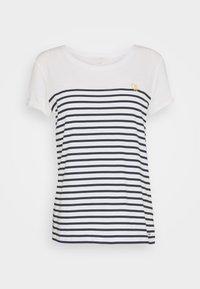 TOM TAILOR DENIM - Print T-shirt - white - 0