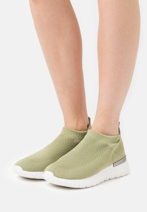 TULIP - High-top trainers - moss