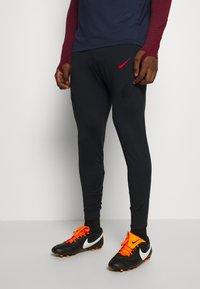 Nike Performance - PARIS ST GERMAIN DRY PANT - Equipación de clubes - dark obsidian/university red - 0