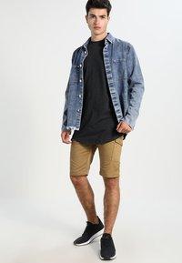 Redefined Rebel - JAX TEE - Basic T-shirt - black - 1