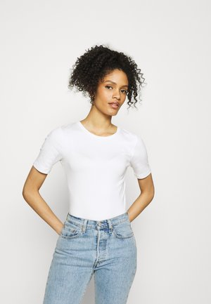 Basic T-shirt - fresh white