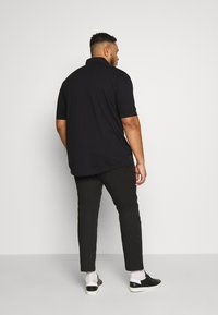 Selected Homme - SLHSLIM YARD PANTS - Chino - black - 2